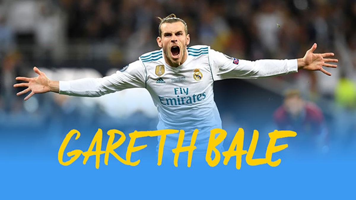 Nhìn lại siêu phẩm của Gareth Bale từ góc khán đài